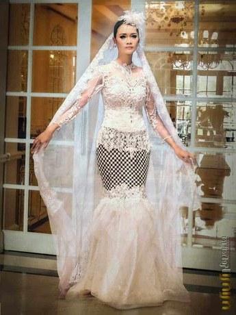 Ide Gamis Untuk Acara Pernikahan Dwdk List Of Gaun Pesta Mewah Image Results
