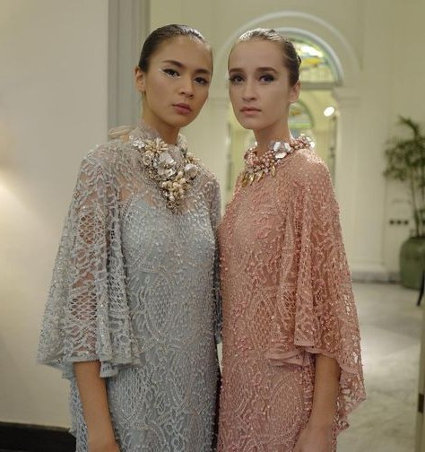 Ide Gamis Untuk Acara Pernikahan H9d9 List Of Gamis Brokat Pesta Bridesmaid Dresses Pictures and