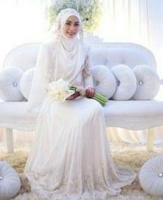Ide Gamis Untuk Pernikahan Xtd6 Siska Dwi Ciefen02 Di Pinterest
