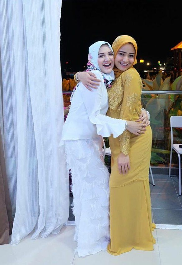 Ide Hijab Bridesmaid Q5df Outfit Of the Day Hijab Look Hijab Instant Hijabers