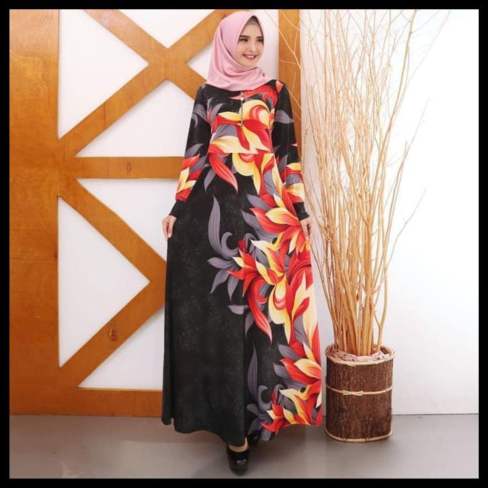 Ide Inspirasi Gaun Bridesmaid Hijab Ipdd Tangga Ruang Makan