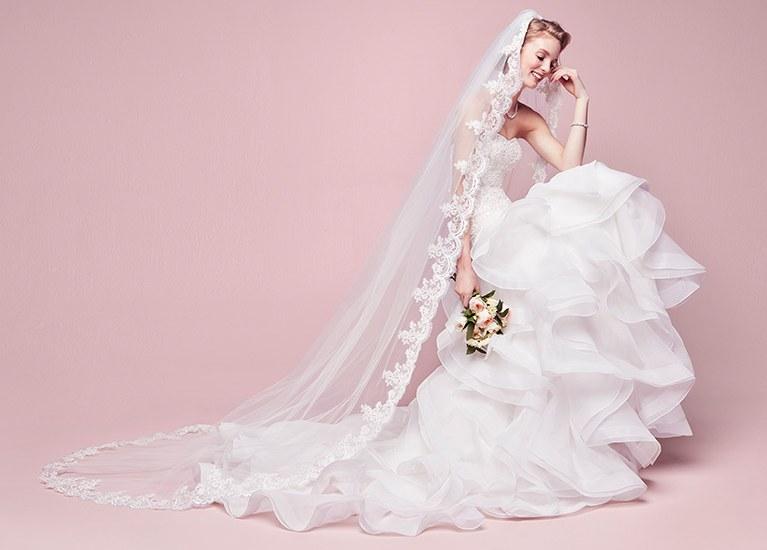 Ide Long Dress Bridesmaid Hijab 8ydm Bridal Veil Guide Styles Lengths Tips & Advice