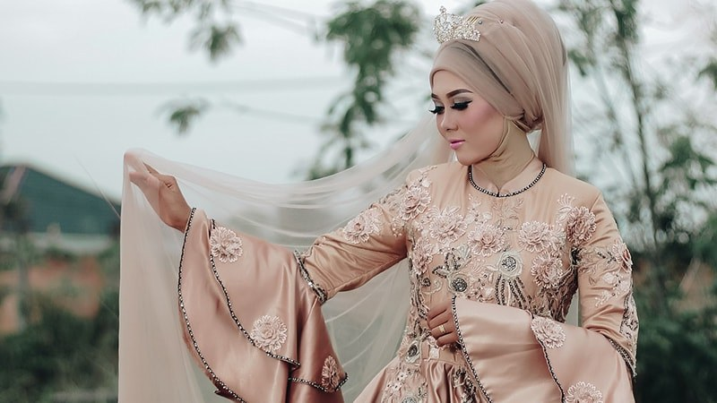 Ide Model Gamis Untuk Pesta Pernikahan 9fdy 8 Inspirasi Model Baju Gamis Pesta Dari Berbagai Negara