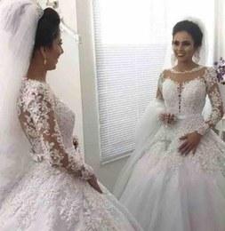 Inspirasi Baju Bridesmaid Hijab O2d5 2019 Arabic Muslim Wedding Dress Turkish Gelinlik with Lace Applique A Line islamic Bridal Dresses Hijab Long Sleeve Wedding Gowns