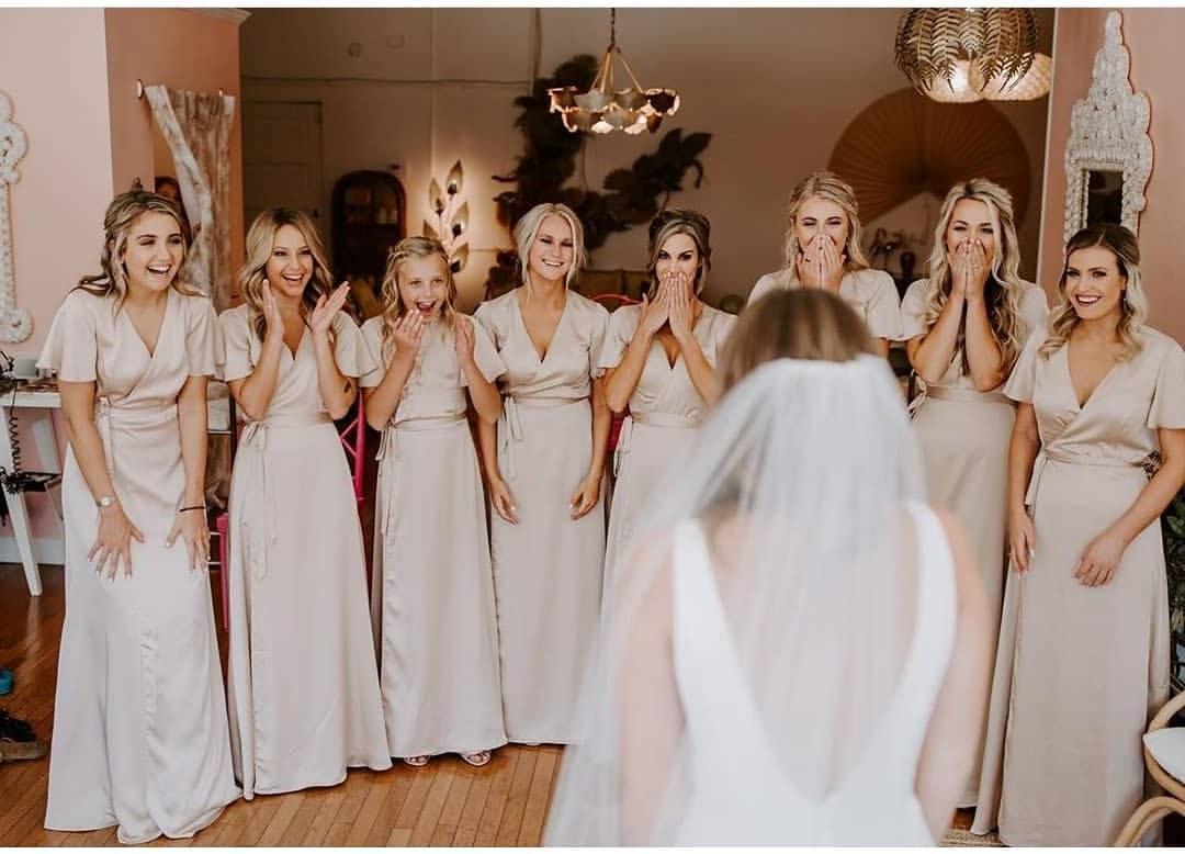 Inspirasi Baju Bridesmaid Hijab Y7du Beautifulldress