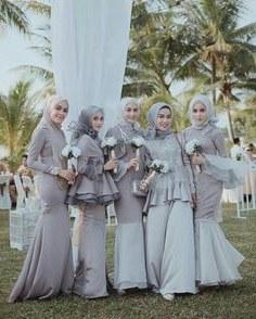 Inspirasi Bridesmaid Indonesia Hijab J7do 104 Best Bridesmaid Dress Images In 2019