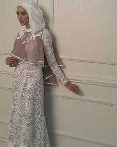 Inspirasi Gamis Untuk Pesta Pernikahan Budm 86 Best Gaun Pesta Muslimah Images