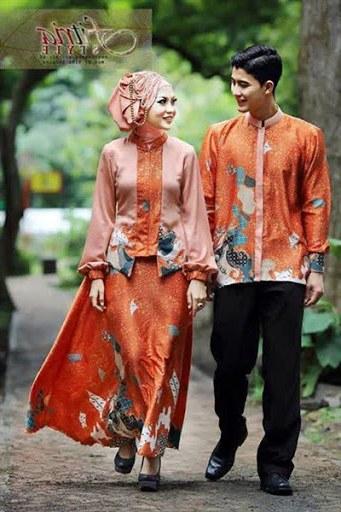 Inspirasi Gamis Untuk Resepsi Pernikahan Etdg Baju Batik Couple Untuk Pesta Pernikahan