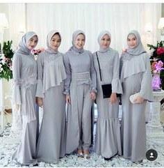 Inspirasi Model Baju Bridesmaid Hijab 2018 Kvdd 160 Best Kebaya Images In 2019