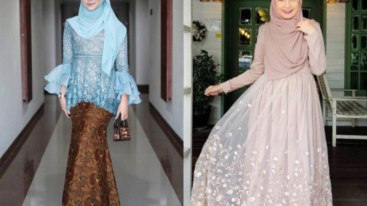 Inspirasi Model Gamis Untuk Acara Pernikahan Q0d4 Inspirasi Baju Kondangan Untuk Cewek Berhijab Yang Mampu