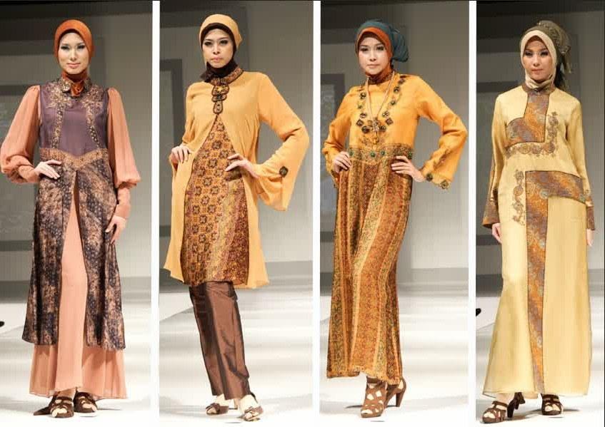 Inspirasi Model Gamis Untuk Acara Pernikahan Zwd9 Tips Membeli Gamis Batik