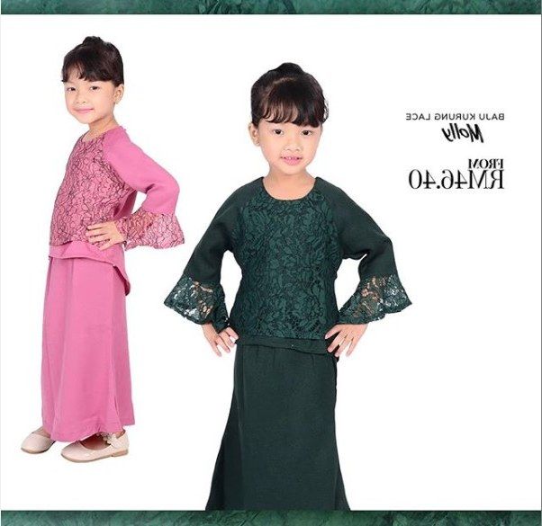 Inspirasi Model Kebaya Bridesmaid Hijab Budm Mytrend S Muslimah Fashion Blog