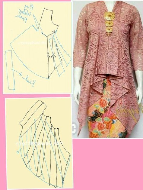 Inspirasi Model Kebaya Bridesmaid Hijab Txdf 56 Ideas for Dress Brokat Modern Indonesia Indonesian Kebaya