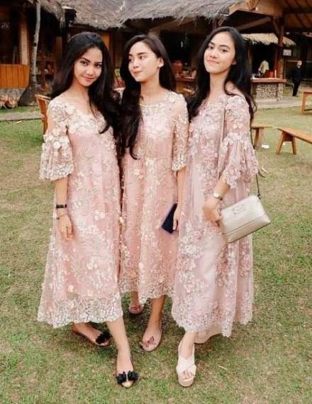 Inspirasi Model Kebaya Bridesmaid Hijab Xtd6 Pin On Dress Well