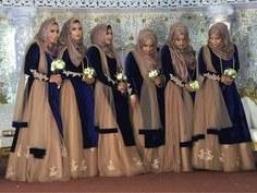 Inspirasi Ootd Hijab Bridesmaid H9d9 143 Best Hijabi Bridesmaids Images In 2019