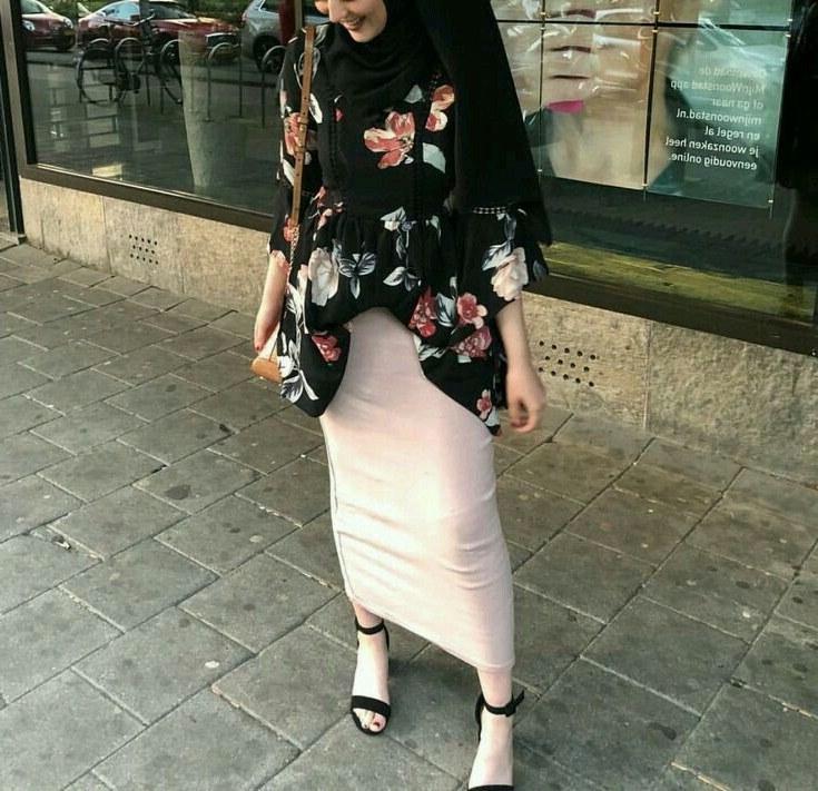 Inspirasi Ootd Hijab Bridesmaid T8dj Pinterest Aalaaaatya ❤ Hijab Fashion