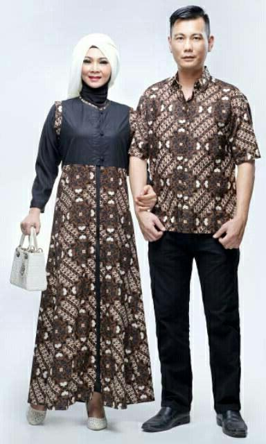 Model Bridesmaid Hijab Batik Etdg Couple Batik