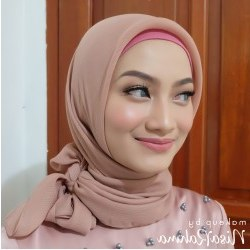 Model Bridesmaid Hijab Q5df Makeup Bridesmaid Hijab