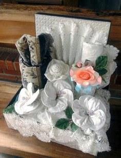Model Cara Membuat Hantaran Pernikahan Dari Baju Gamis Rldj 111 Best Gubahan Images