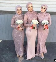 Model Design Bridesmaid Hijab Drdp Muslim Hijab Dress Ivory Line Shopping