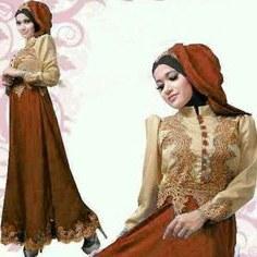 Model Gamis Seragam Pernikahan Fmdf 18 Best Gamis Images In 2014