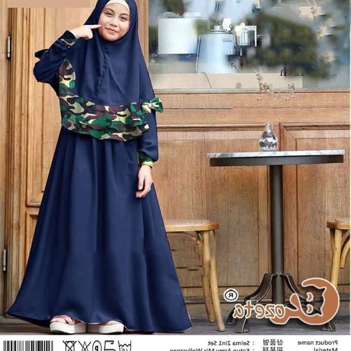 Model Gamis Seragam Pernikahan Ipdd Jual Baju Gamis Anak Syari Selmamy Od Fit to 8 Sd 10thn Coksu Dki Jakarta Megumi Store