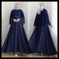 Model Gamis Syari Untuk Pesta Pernikahan 3id6 Baju Pesta Pernikahan Dengan Harga Murah Terbaik 2020
