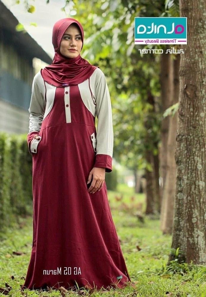 Model Gamis Syari Untuk Pesta Pernikahan 3ldq Jual Baju Gamis Ke Pesta
