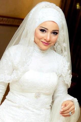 Model Hijab Bridesmaid Dresses 4pde C11a D اكسسوار حجاب العروس زيني حجابك بأجمل اكسسوار