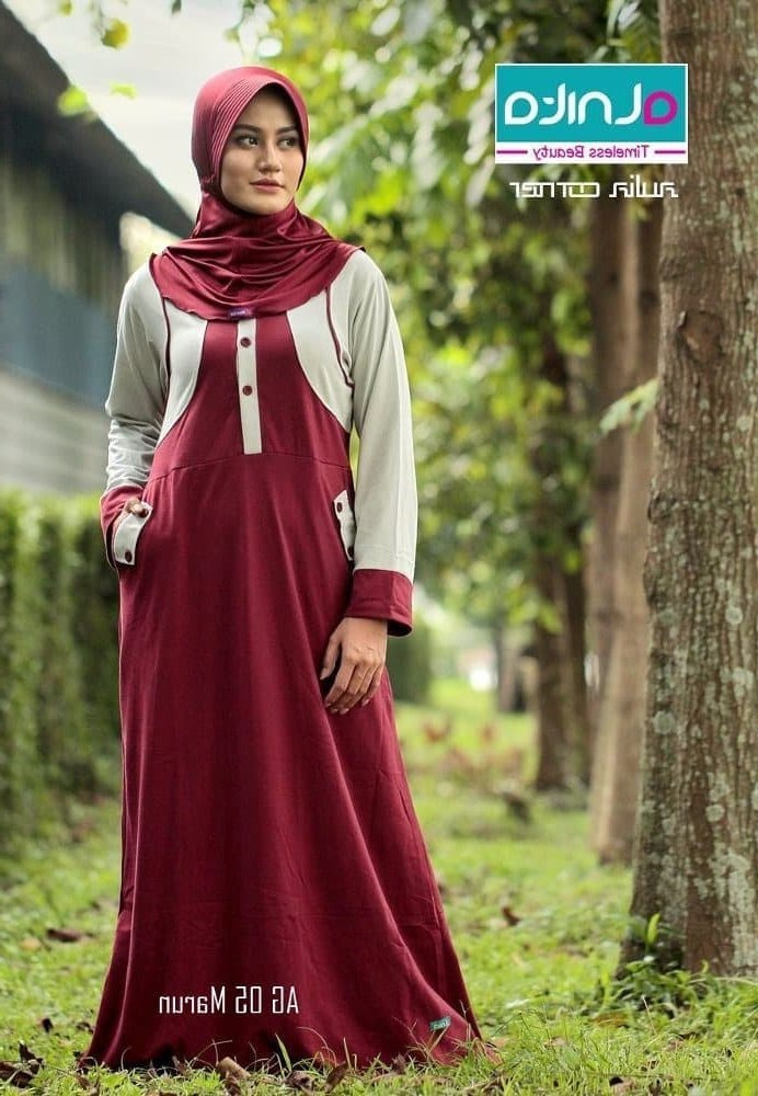 Model Model Gamis Batik Untuk Pesta Pernikahan Budm Jual Baju Gamis Ke Pesta