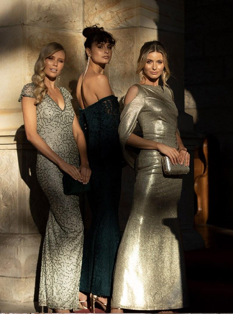 Model Model Seragam Bridesmaid Hijab Budm Hire Dresses Brisbane Designer Dress Rental In Brisbane