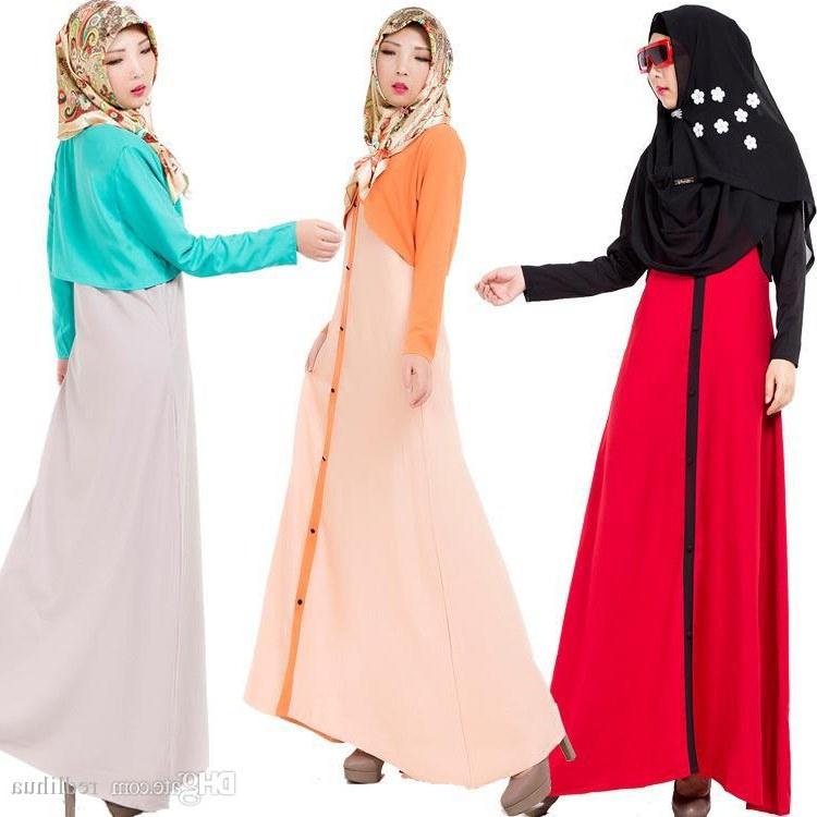 Model Model Seragam Bridesmaid Hijab Etdg Malay Dress 2018 – Fashion Dresses