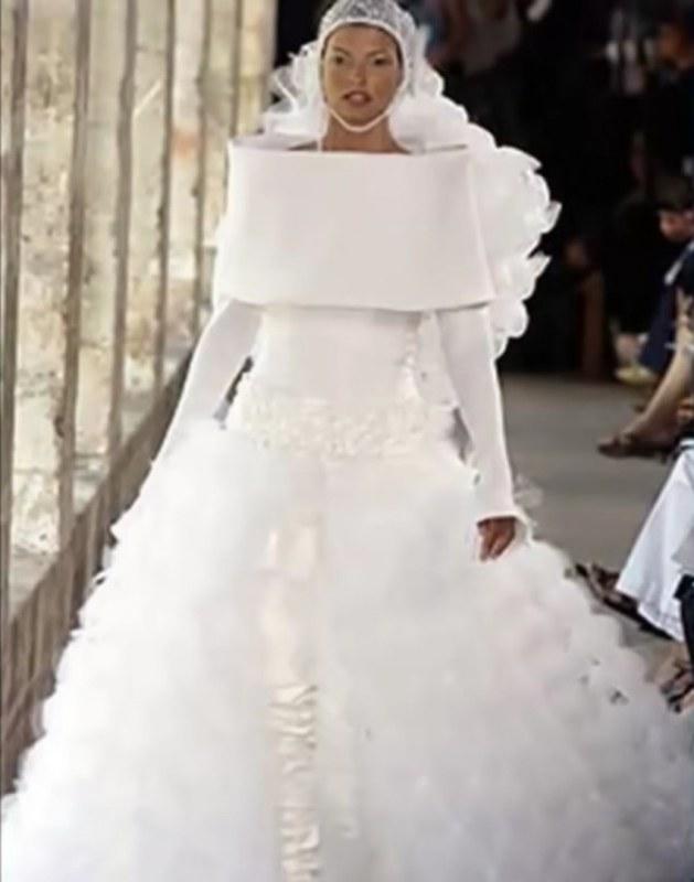 Model Model Seragam Bridesmaid Hijab S1du 20 Worst Wedding Dresses You Ll Ever Lay Eyes