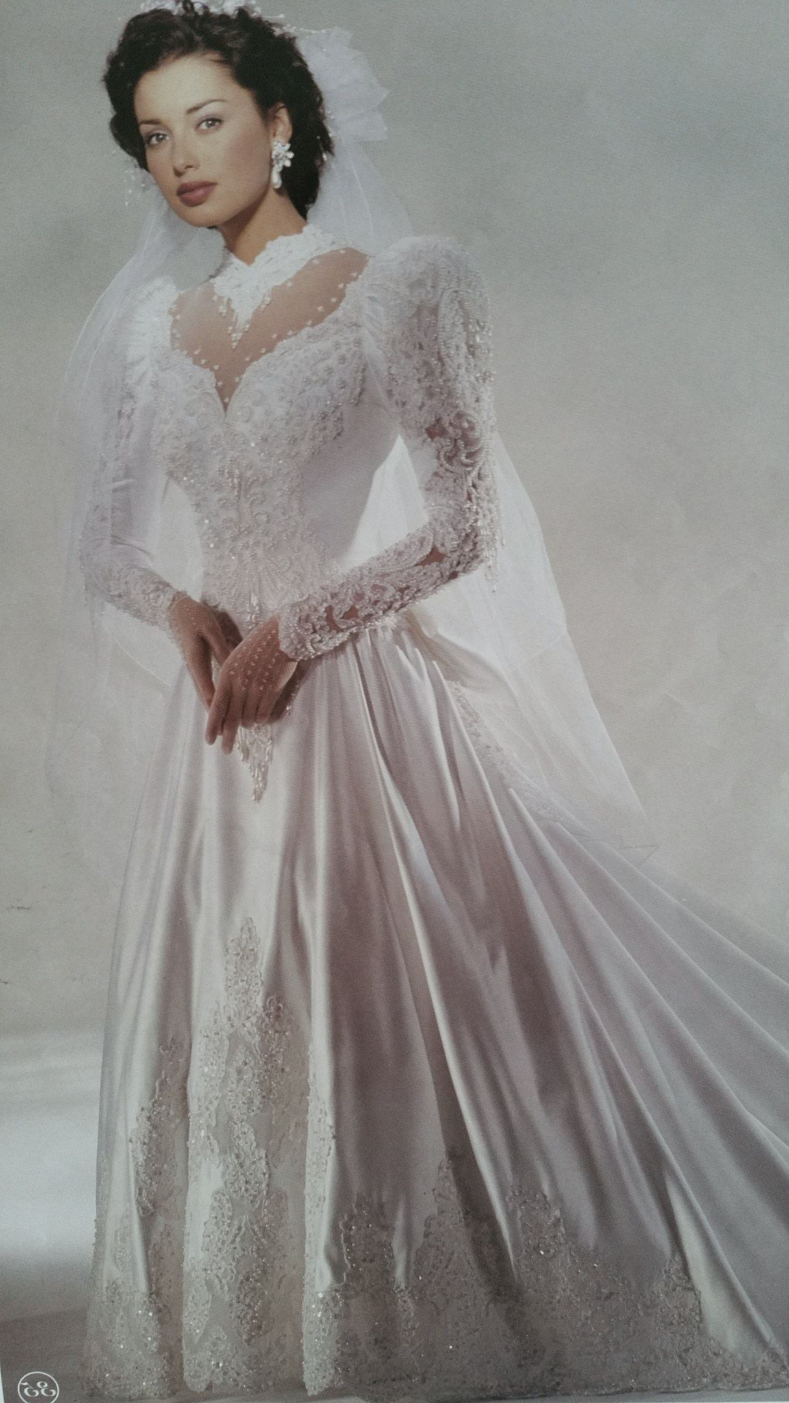 Model Vintage Bridesmaid Dress Hijab Jxdu 80 S Wedding Dress In 2019
