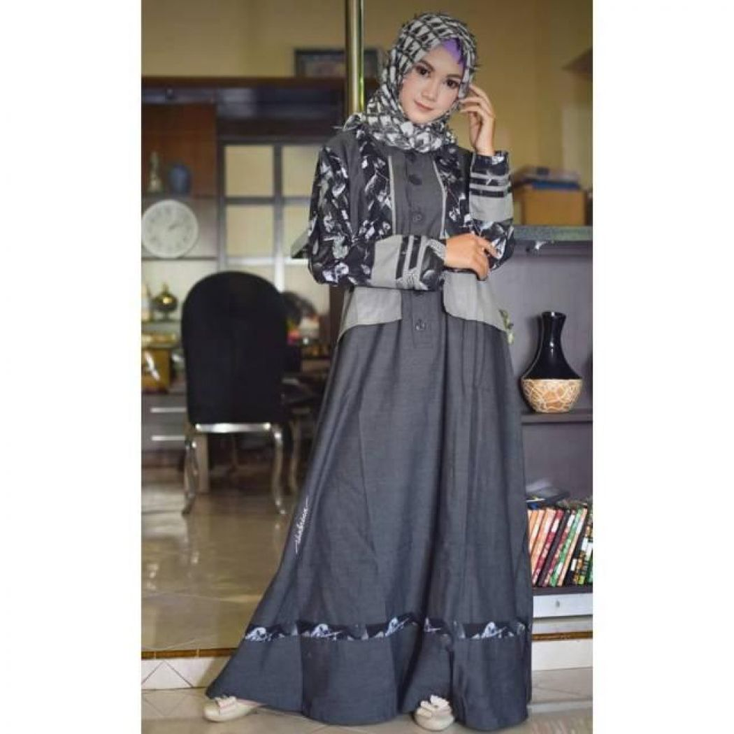 Model Gamis Tuneeca 2019 Ragam Muslim