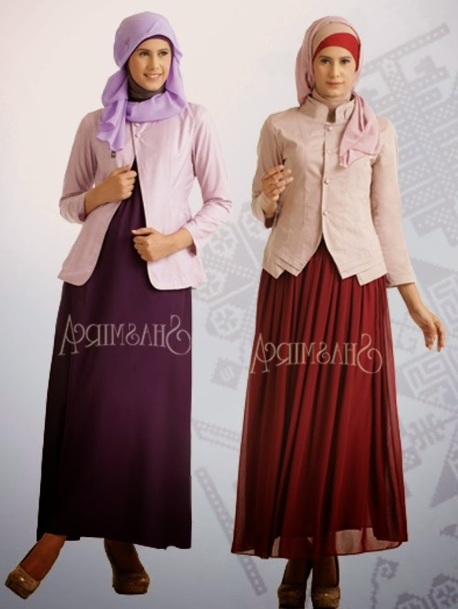 Bentuk Baju Lebaran 2016 87dx Model Baju Muslim Remaja Lebaran Trend 2016 Terbaru