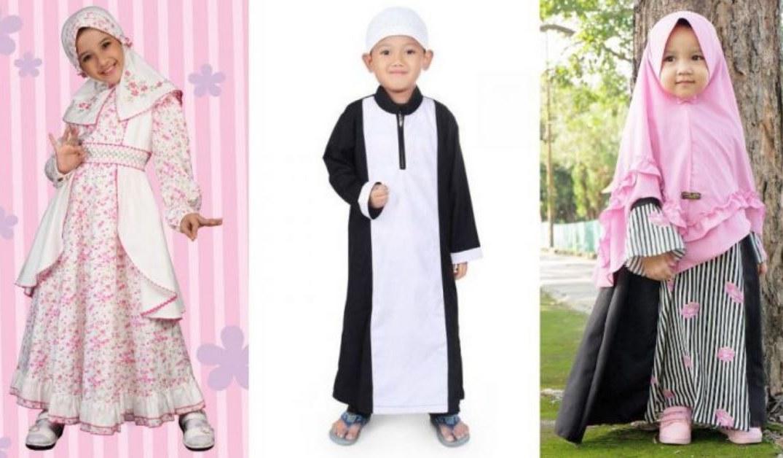 Bentuk Baju Lebaran Anak Anak Mndw Ini Dia Tips Mudah Memilih Baju Lebaran Anak