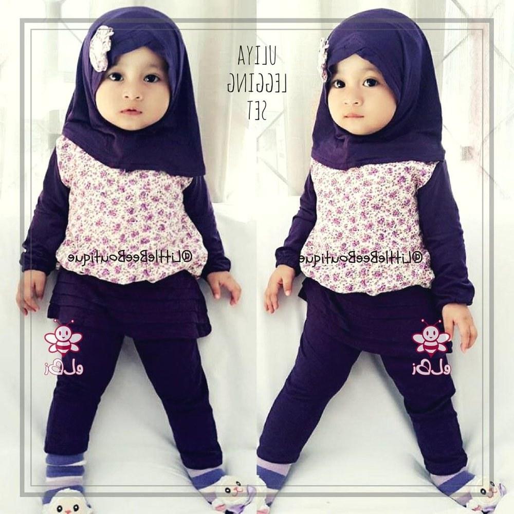 Bentuk Baju Lebaran Anak Perempuan 2 Tahun S5d8 Jual Baju Muslim Anak Perempuan Baju Anak Untuk Lebaran