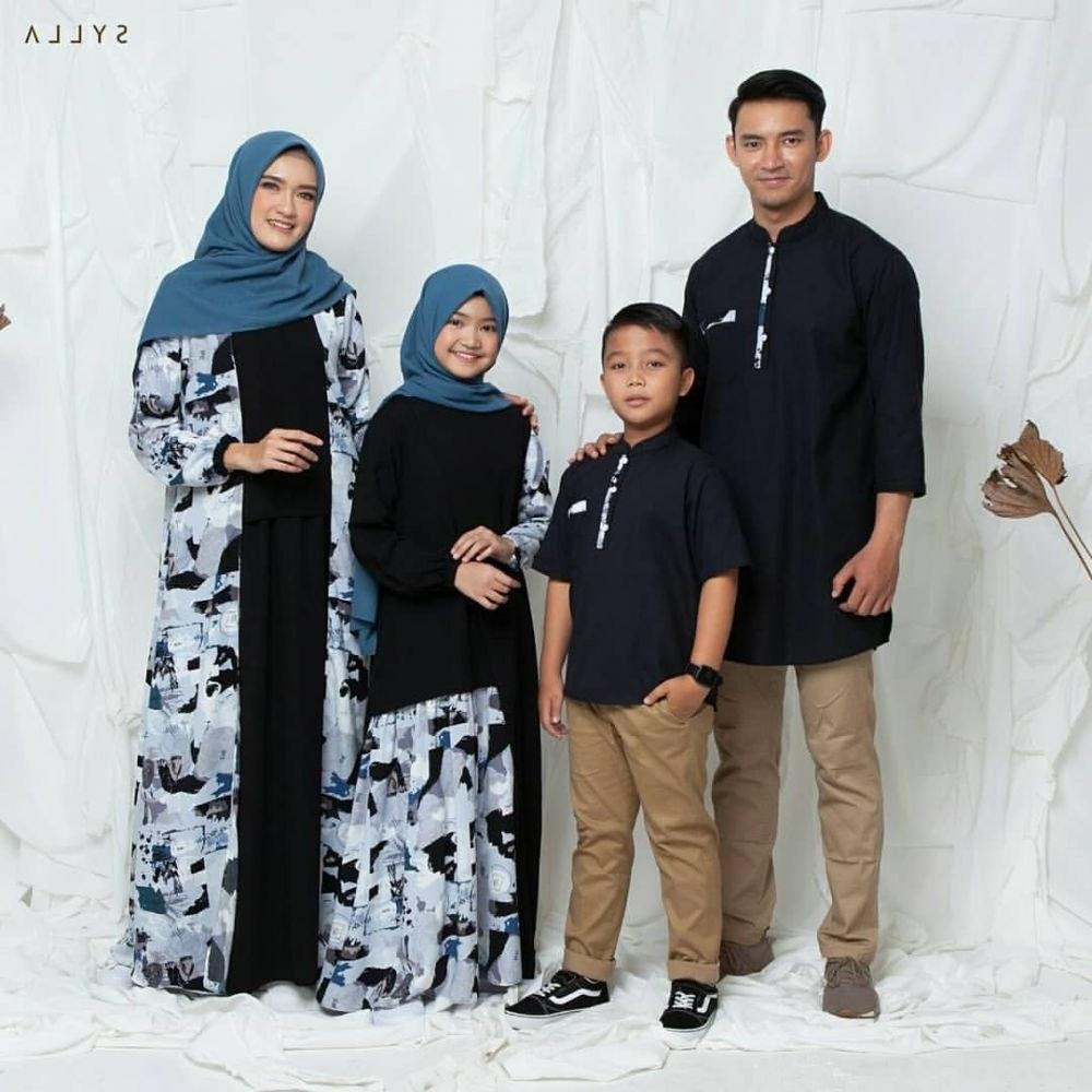 Bentuk Baju Lebaran Artis 2020 87dx 20 Ide Model Baju Lebaran 2020 Sarimbit Modis Dan Kekinian
