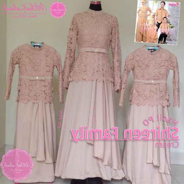 Bentuk Baju Lebaran Artis 3id6 Kebaya Modern Dan Baju Pesta Artis Shireen Dress Made by