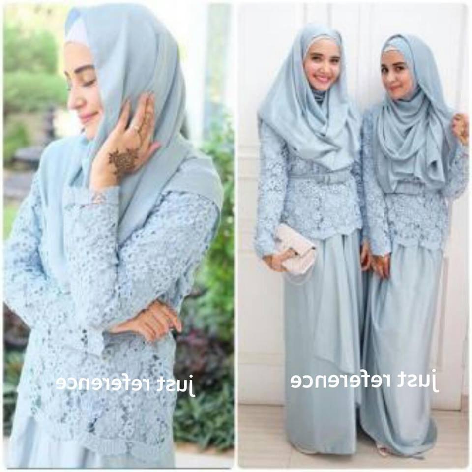 Bentuk Baju Lebaran Artis Budm Sa Ma Ra Boutique butik Baju Pesta Keluarga Muslim