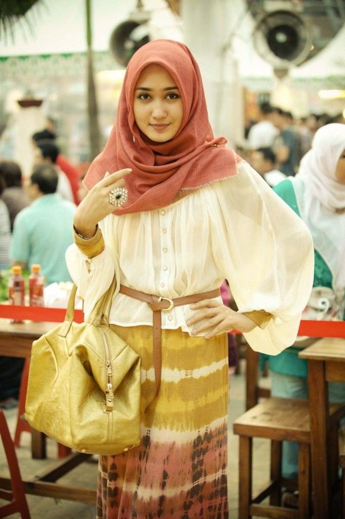 Bentuk Baju Lebaran Dari Karung Q0d4 Model Baju Muslim Untuk Lebaran Dari Dian Pelangi