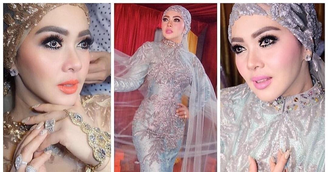 Bentuk Baju Lebaran Elegan X8d1 10 Model Baju Lebaran Syahrini Glamour Dan Elegan