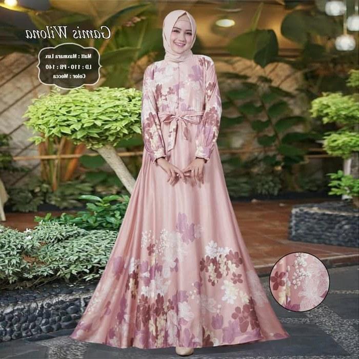 Bentuk Baju Lebaran Ibu Ibu H9d9 30 Model Baju Lebaran Ibu Hamil 2020 Fashion Modern Dan