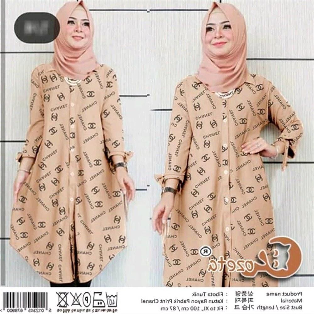 Bentuk Baju Lebaran Jumbo H9d9 Jual atasan Baju Tunik Remaja Modern Baju Blouse Jumbo