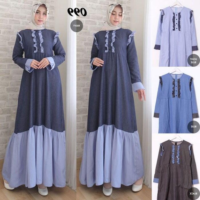 Bentuk Baju Lebaran Jumbo Xtd6 Jual ori Lamb Gamis Maxi Fashion Muslim Jumbo Wanita