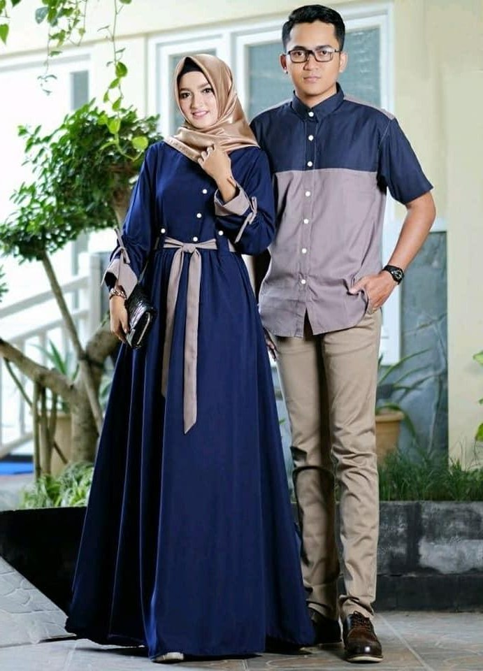 Bentuk Baju Lebaran Kapel Bqdd Baju Lebaran Couple Gambar islami