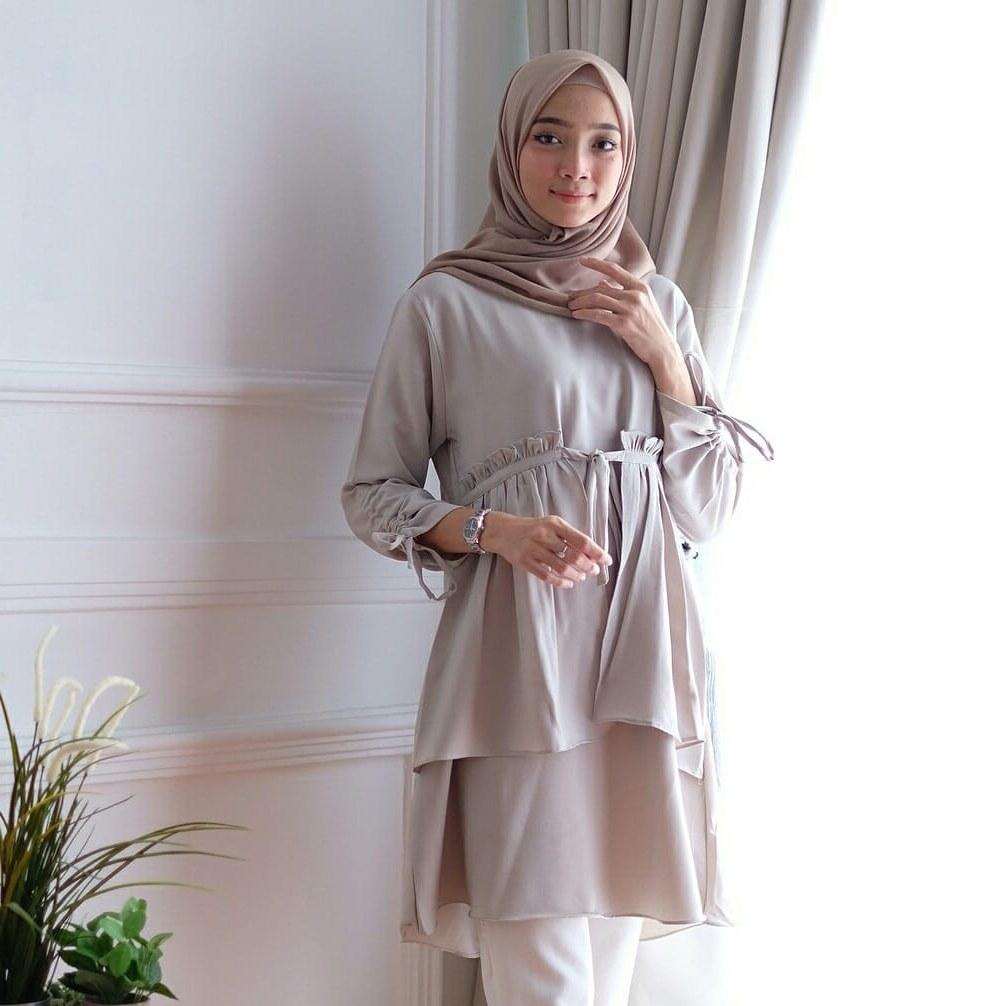 Bentuk Baju Lebaran Remaja Kekinian Whdr Model Baju Terbaru Wanita Remaja Ahz18 Busana Kekinian & Modis