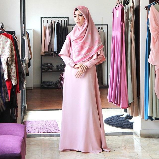 Bentuk Baju Lebaran Simpel Elegan Drdp 50 Model Baju Lebaran Terbaru 2018 Modern & Elegan