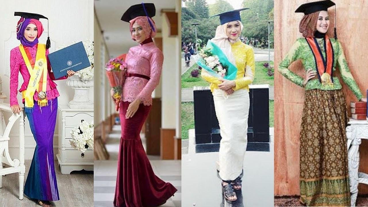 Bentuk Baju Lebaran Simpel Elegan Ffdn Model Hijab Kebaya Untuk Wisuda Simpel Dan Elegan